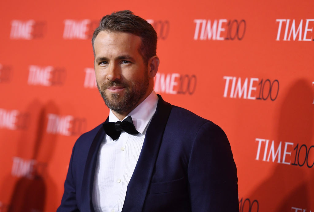 Hollywood film star Ryan Reynolds, in partnership with fellow actor Rob McElhenney, is seeking to take over Wrexham FC, the world's third oldest football club ©Getty Images