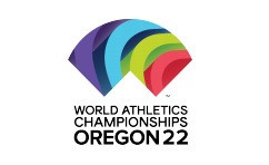 Oregon 2022 reveals logo for World Athletics Championships