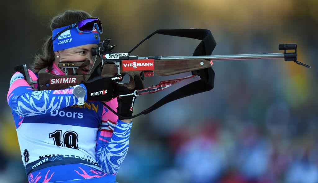 Yurlova-Percht to skip biathlon season to have second child