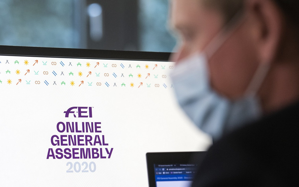 The FEI Online General Assembly has concluded ©FEI