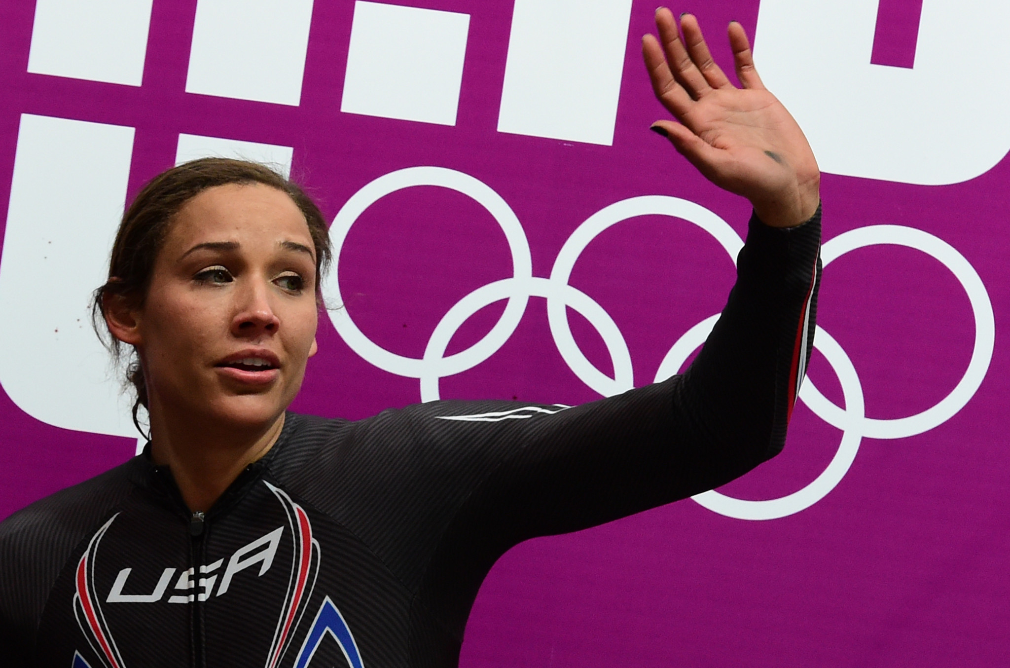Summer and Winter Olympian Jones returns to US bobsleigh squad
