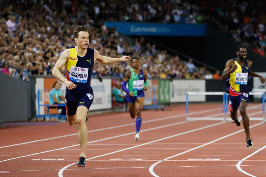 The 2021 Diamond League season is due to conclude in Zurich ©Getty Images