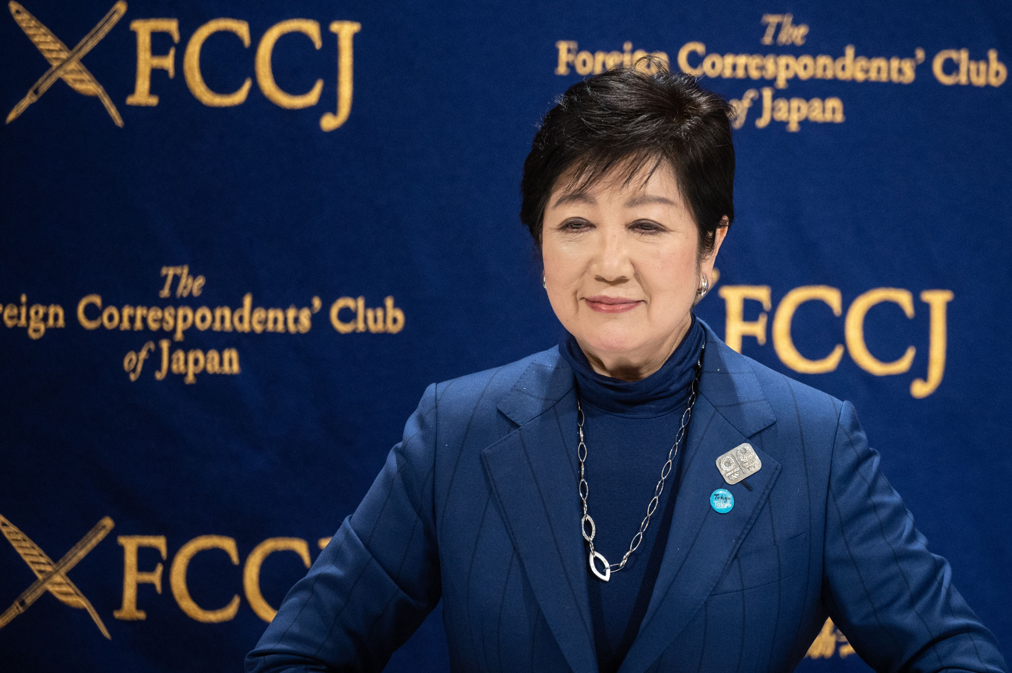 "Koike reveals hope of Tokyo 2020 ""with full spectators present"""