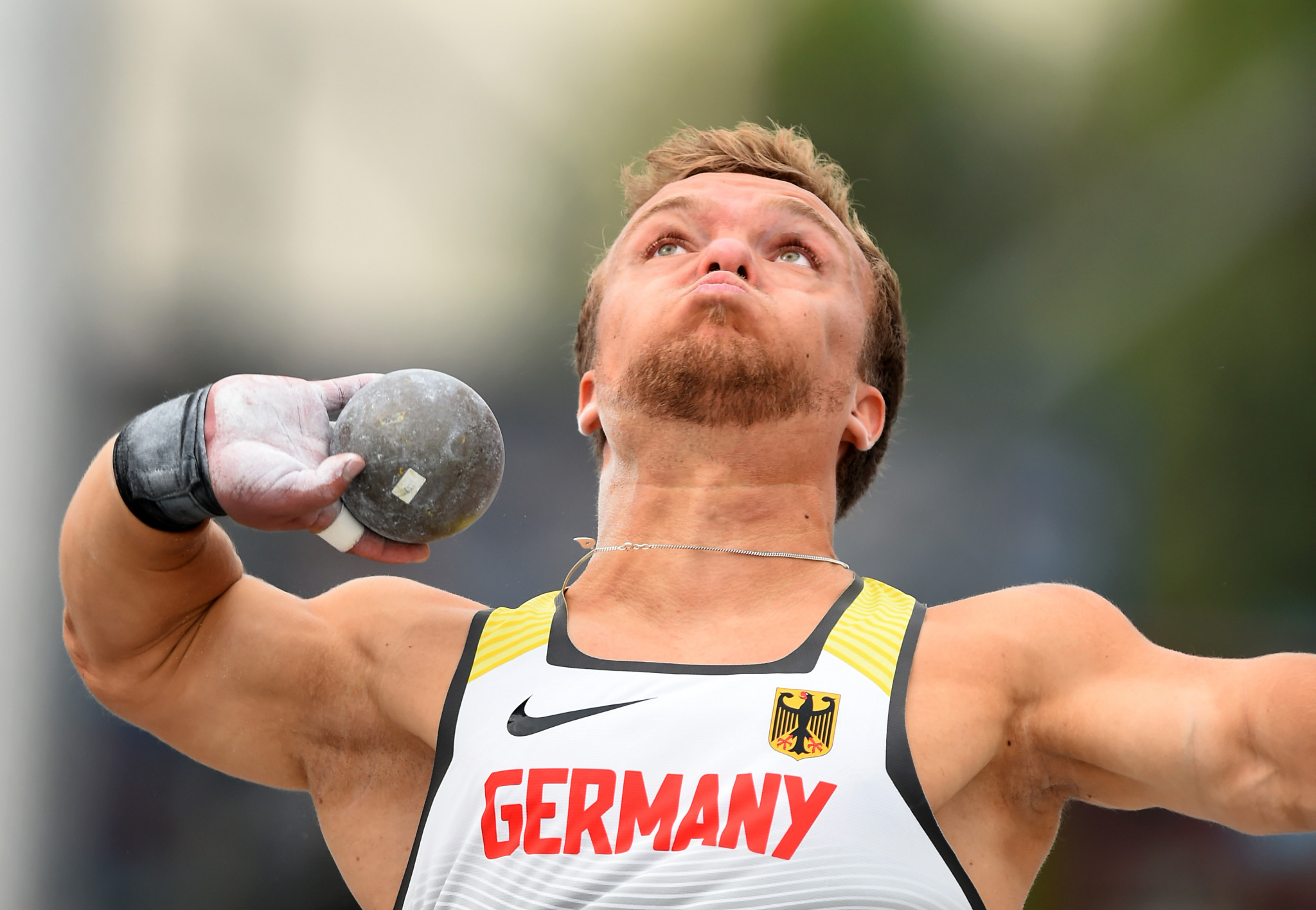 Paralympic shot put champion Niko Kappel is a founding member ©Getty Images