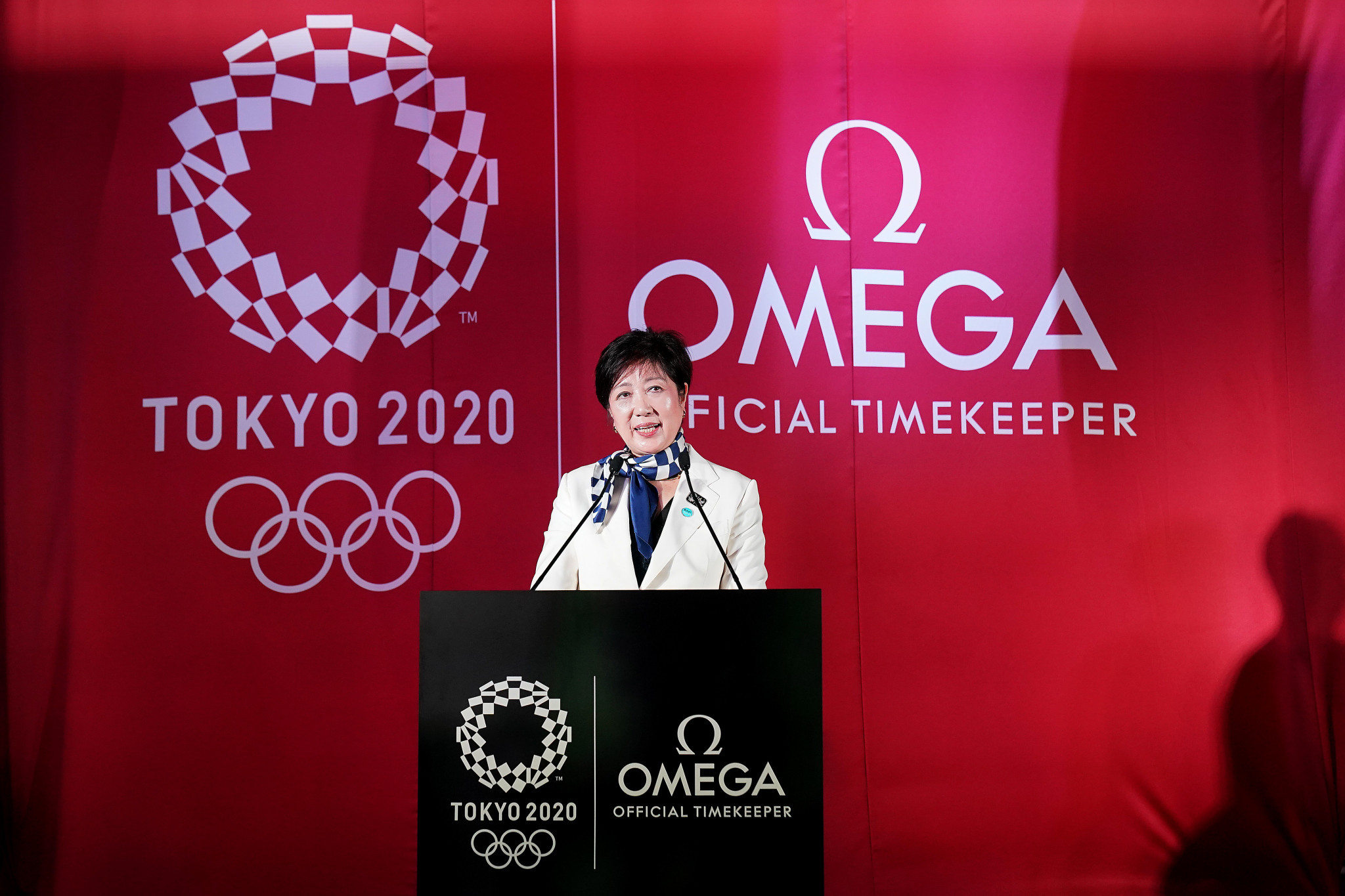 Tokyo Governor Yuriko Koike has credited Agenda 2020 for helping shape the principles and aims of CHANGE ©Getty Images