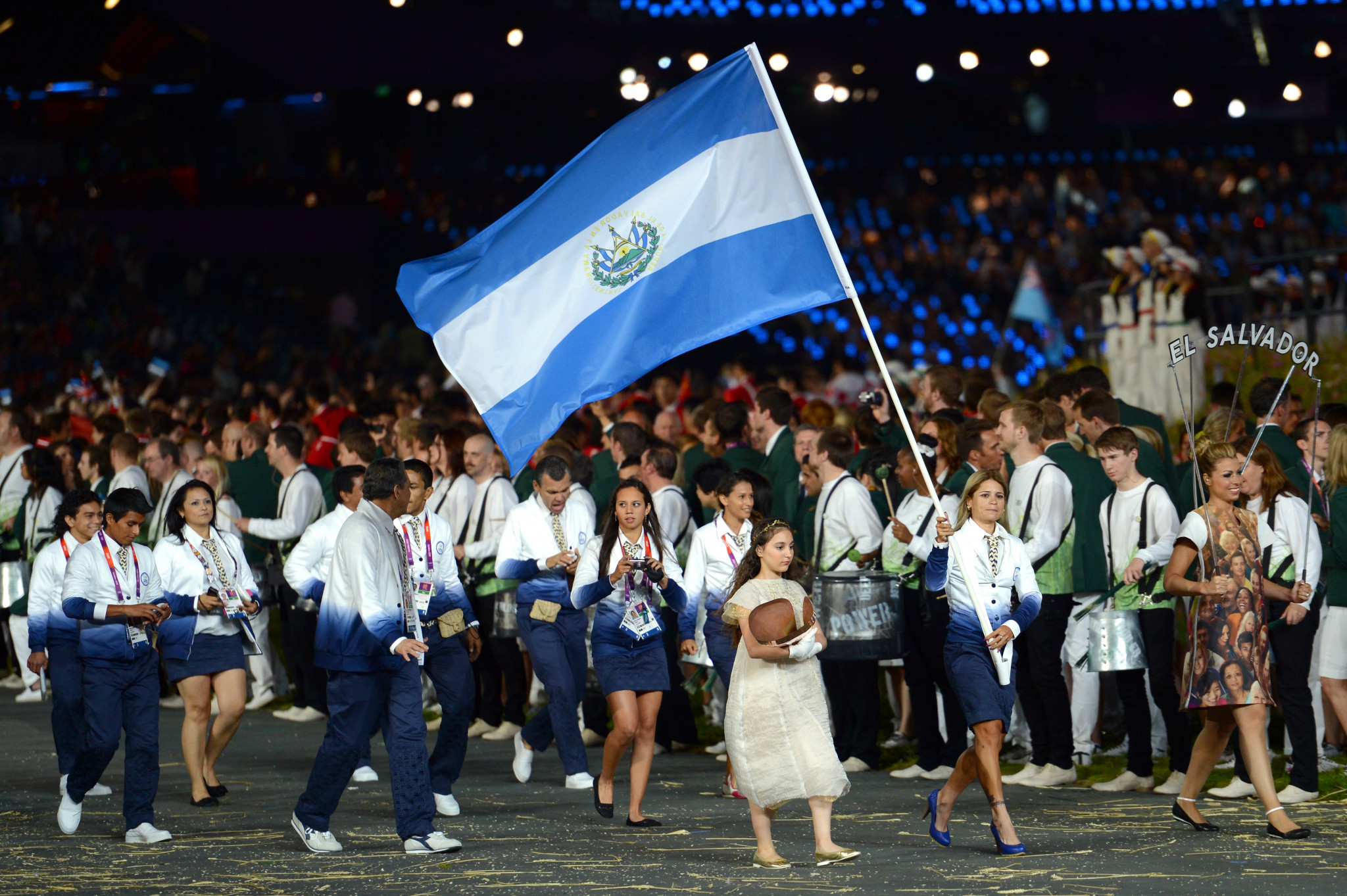 El Salvador has never won an Olympic medal ©Getty Images