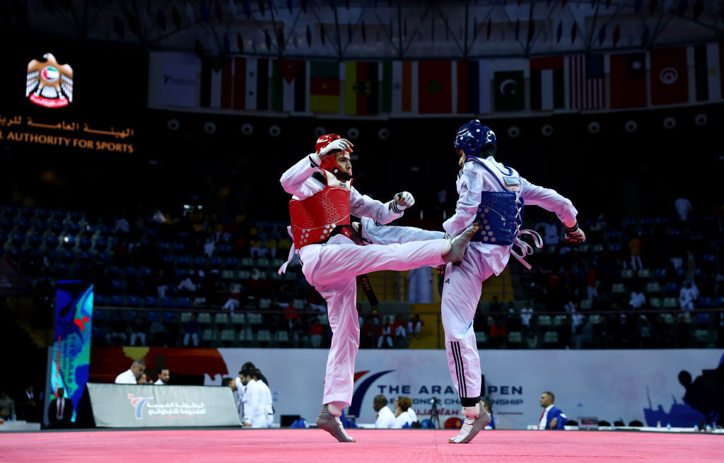 World Taekwondo has requested changes to its event schedule at Paris 2024 ©Getty Images