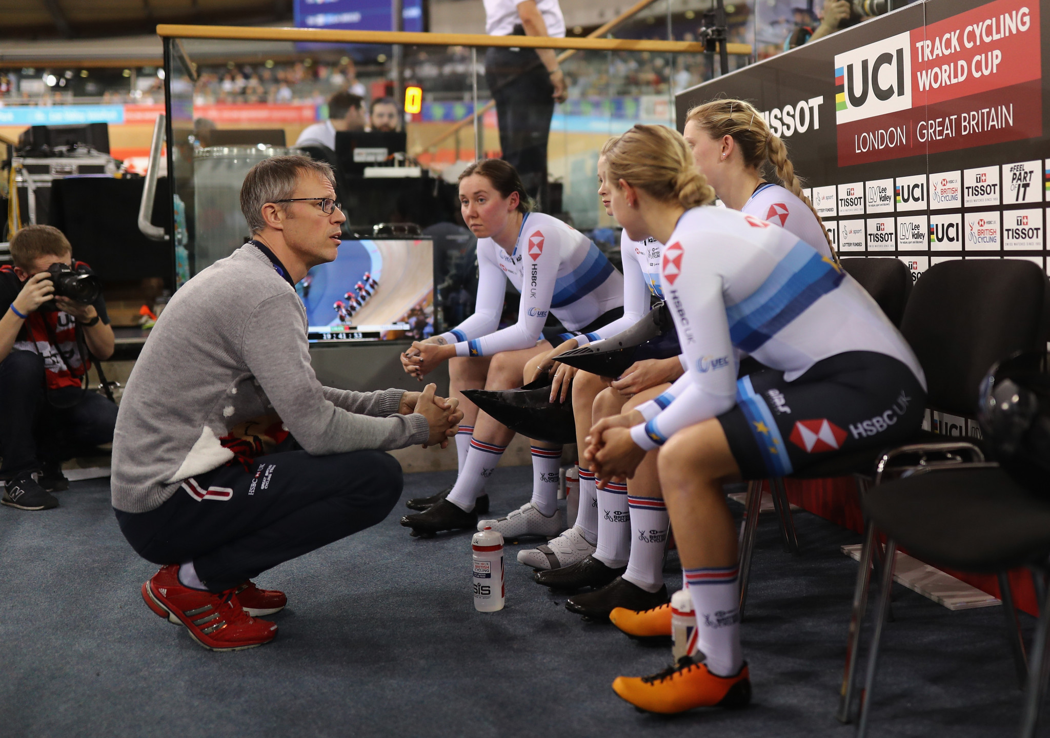 Manning steps down as British Cycling's women's endurance coach