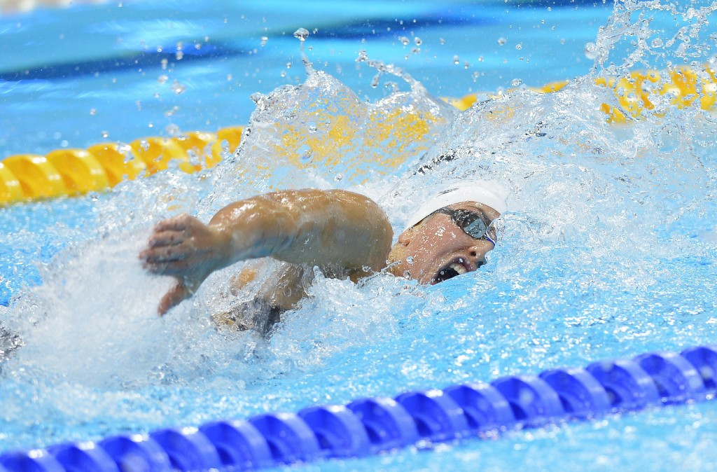 Russia clinch six swimming golds at IBSA World Games in Seoul