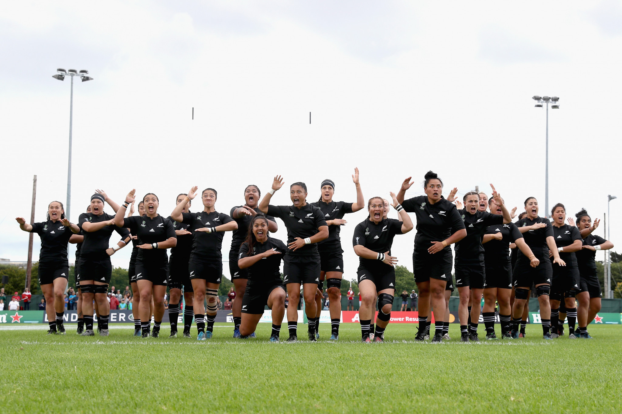 New Zealand, reigning world champions, are hosting the women's 2021 Rugby World Cup ©Getty Images