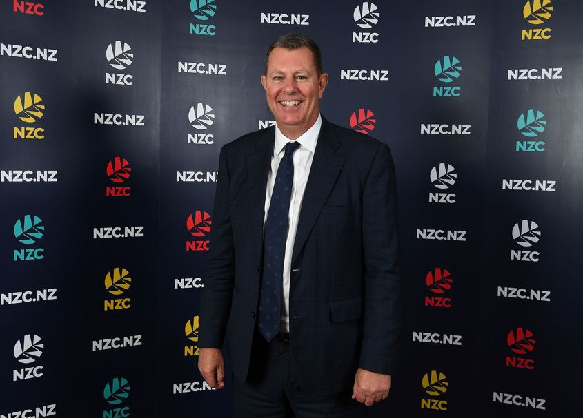 Greg Barclay is the new International Cricket Council chairman ©NZ Cricket
