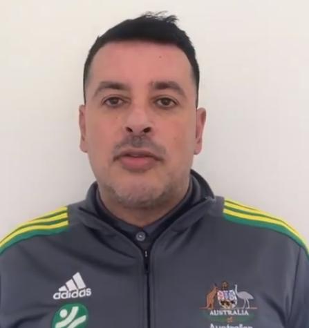 Australian Taekwondo coaching director runs online training sessions
