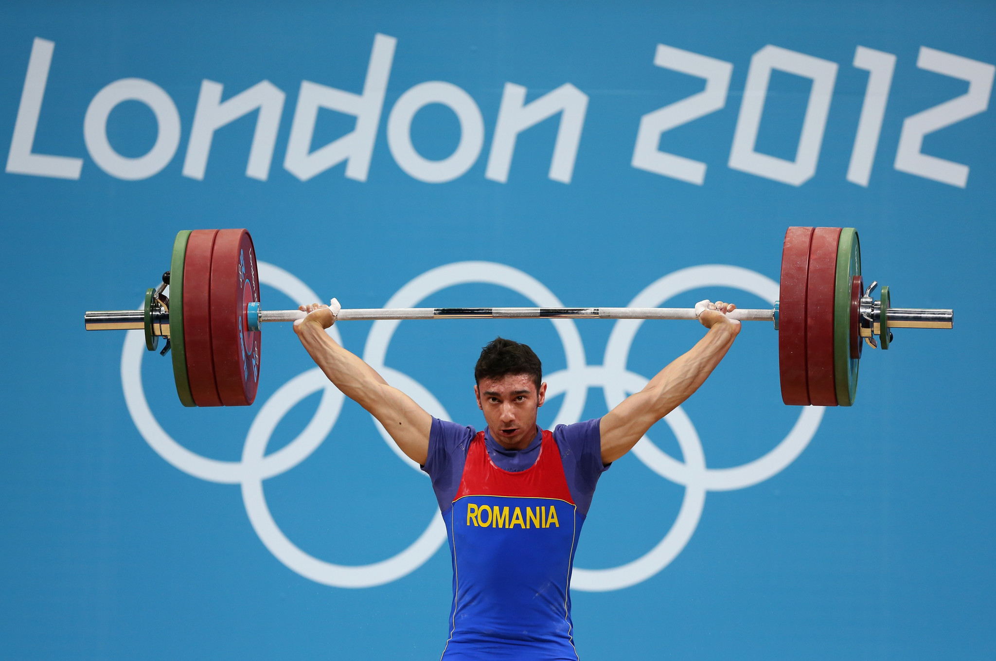 Razvan Martin will be stripped of his bronze medal in the men's under-69kg event ©Getty Images