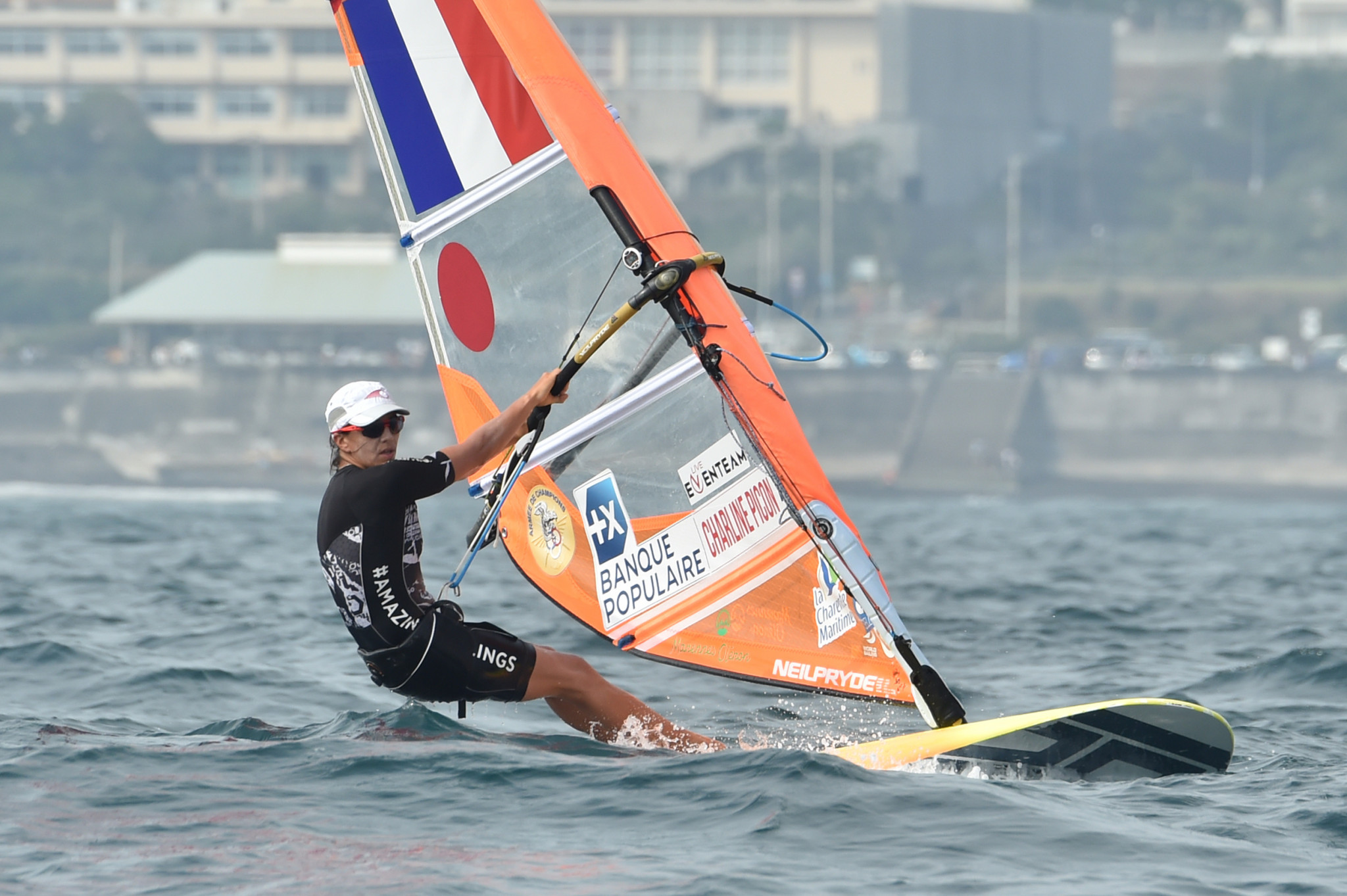 Picon and Cohen strengthen leads at RS:X European Championships in Vilamoura