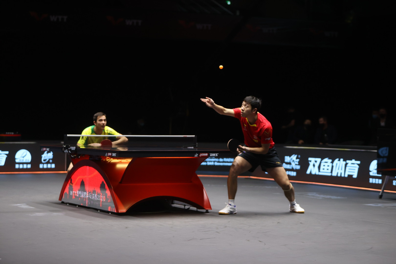 Ma and Xu to battle for top seeding as WTT promotional showcase begins in Macau