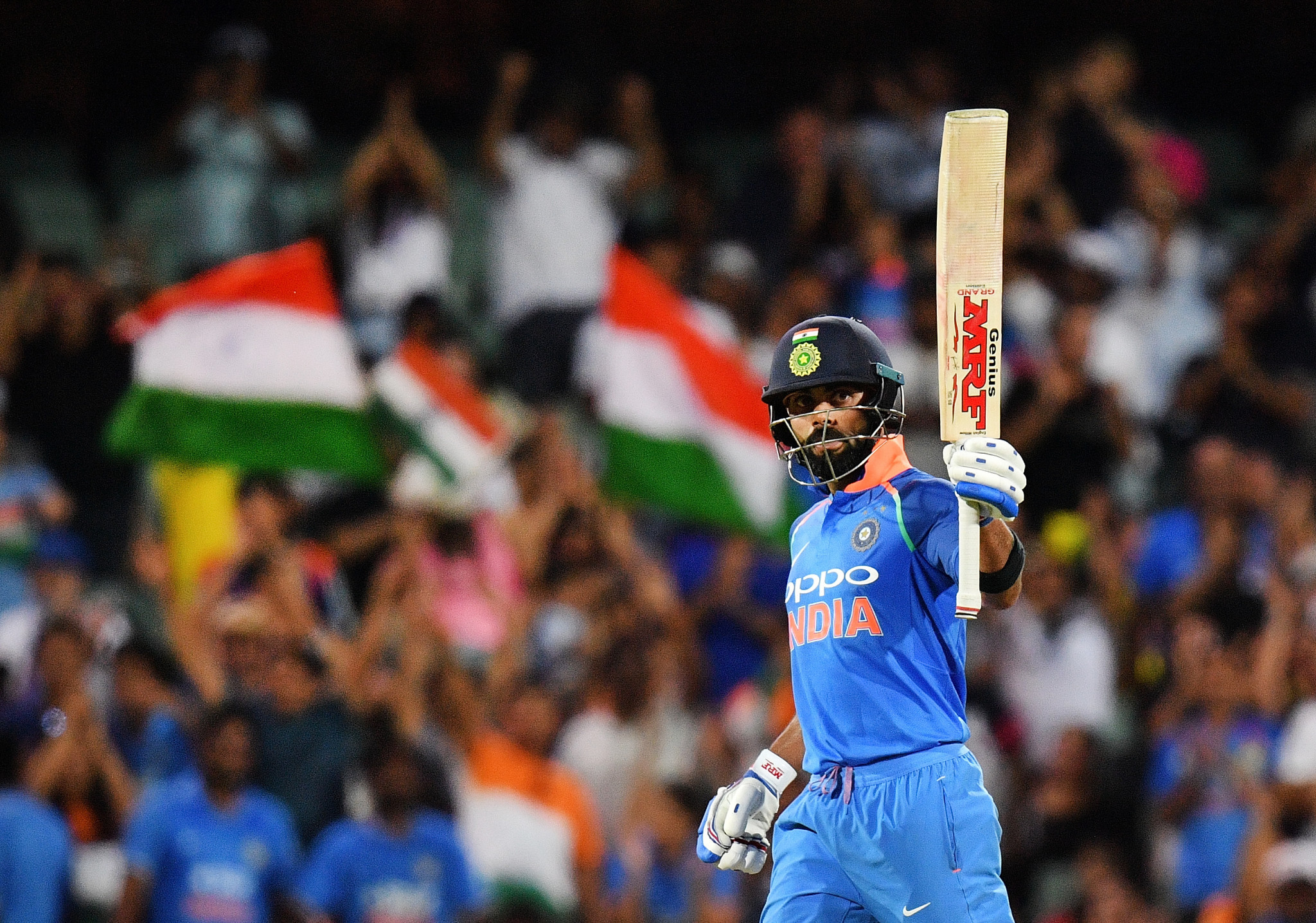 Virat Kohli leads all players with five nominations ©Getty Images