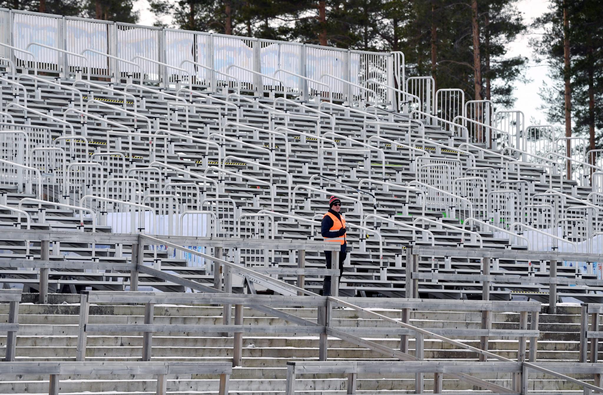 Five teams record positive coronavirus cases prior to IBU World Cup in Kontiolahti
