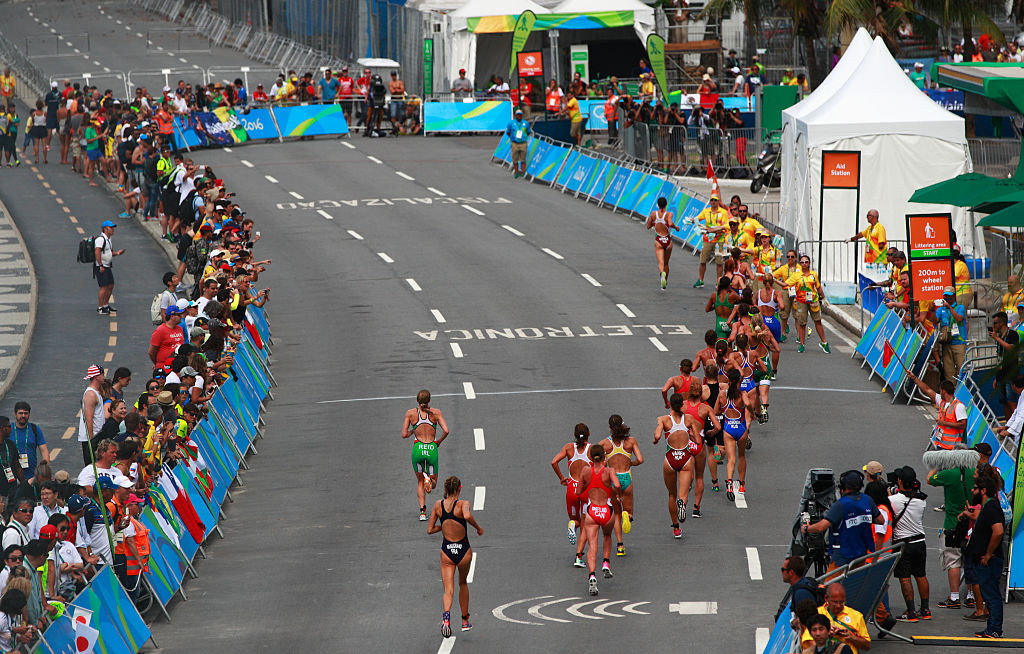 World Triathlon proposing elimination style race for inclusion at Paris 2024