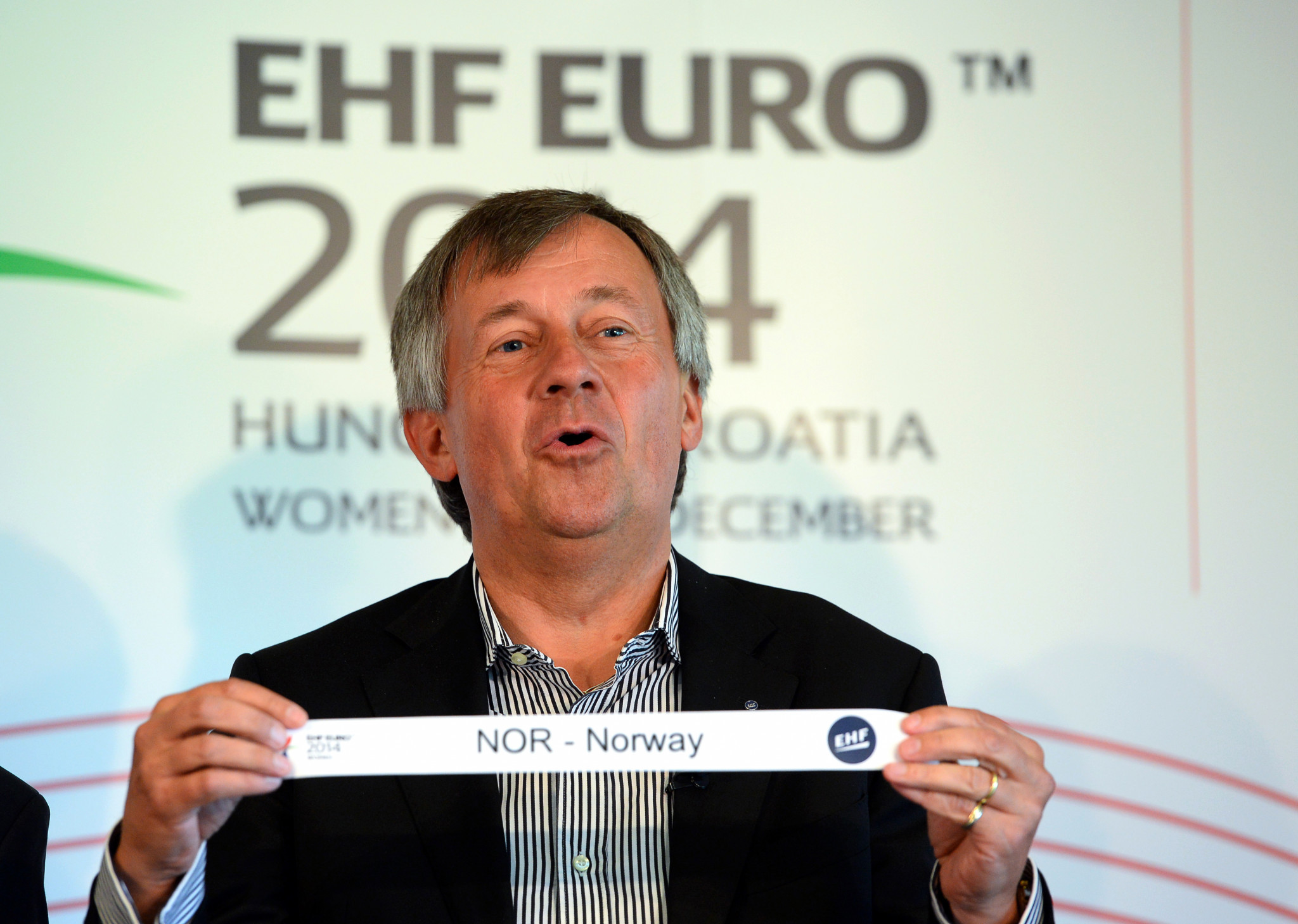 Michael Wiederer was EHF's secretary general for 14 years before becoming President in 2016 ©Getty Images