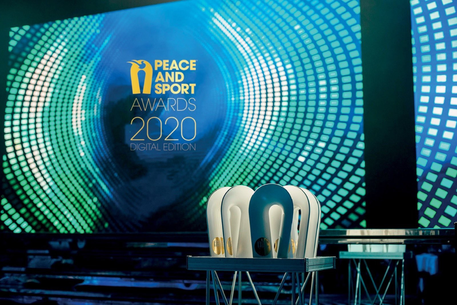 The winner of each Peace and Sport Awards category are set to be revealed from December 14 to 18 ©Peace and Sport