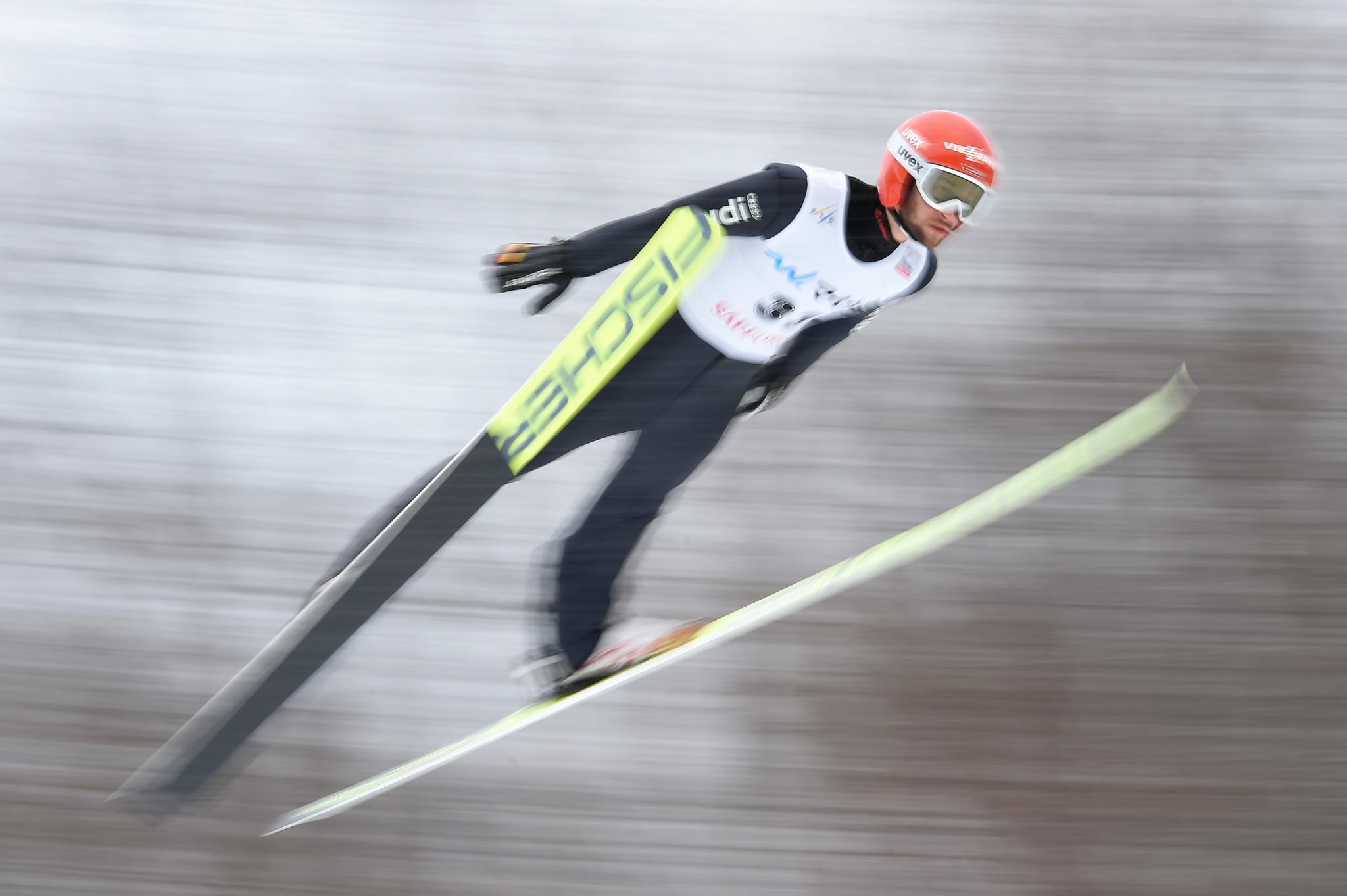 Eisenbichler bidding to continue fine start to Ski Jumping World Cup season in Ruka