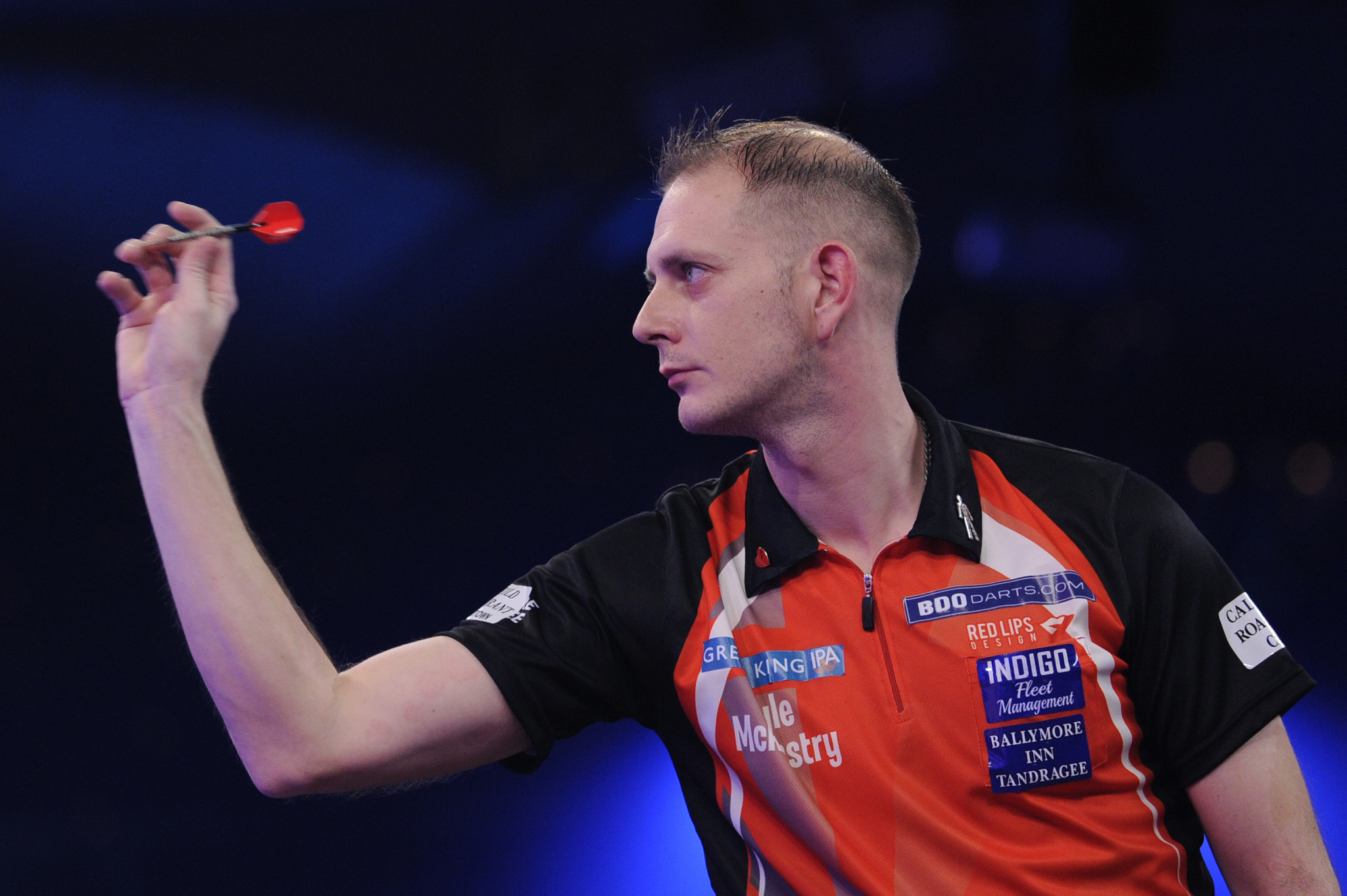 Northern Ireland darts player given eight-year match-fixing ban