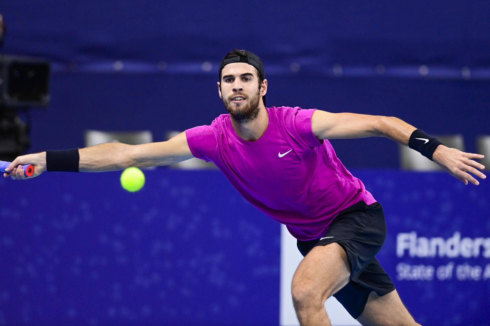 Russian tennis player Khachanov tests positive for coronavirus