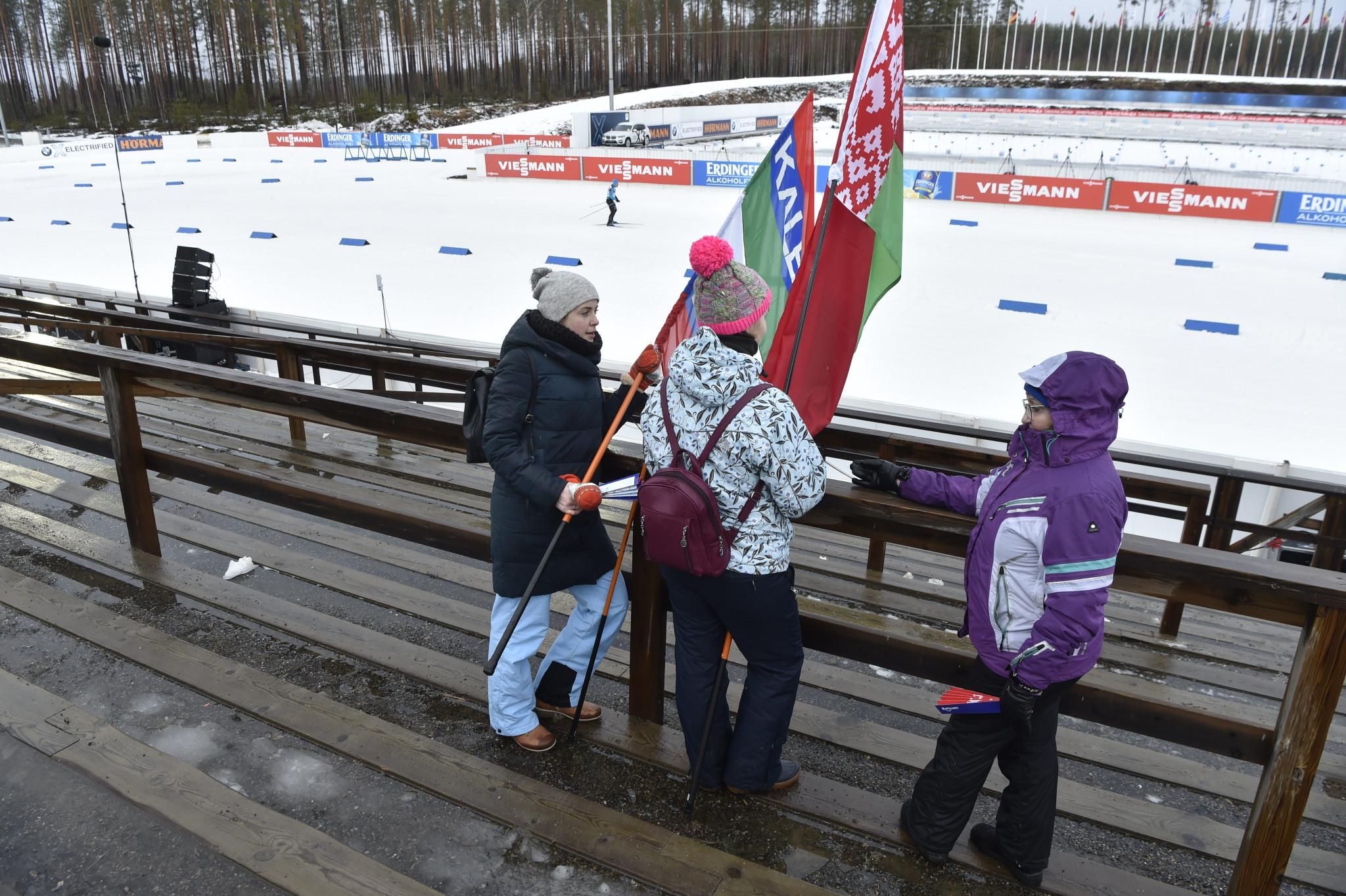 Members of Russian, Romanian and Moldovan teams quarantined ahead of IBU World Cup opener