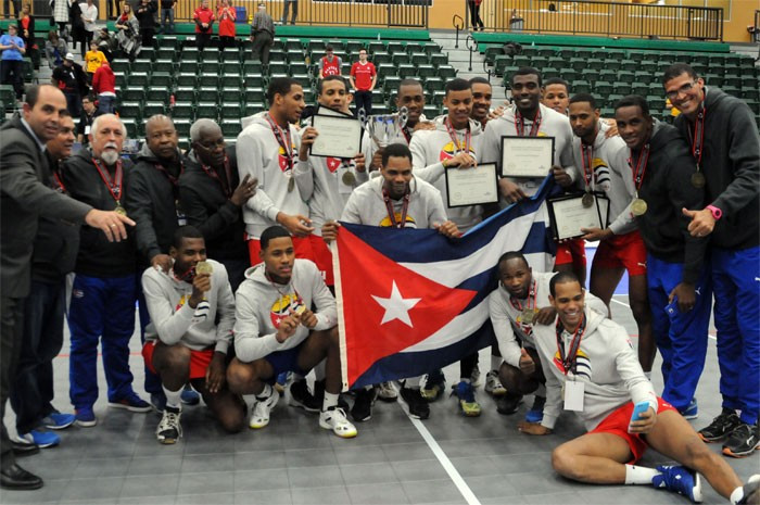 Cuban men and Argentinian women secure qualfication for Rio 2016 volleyball tournament