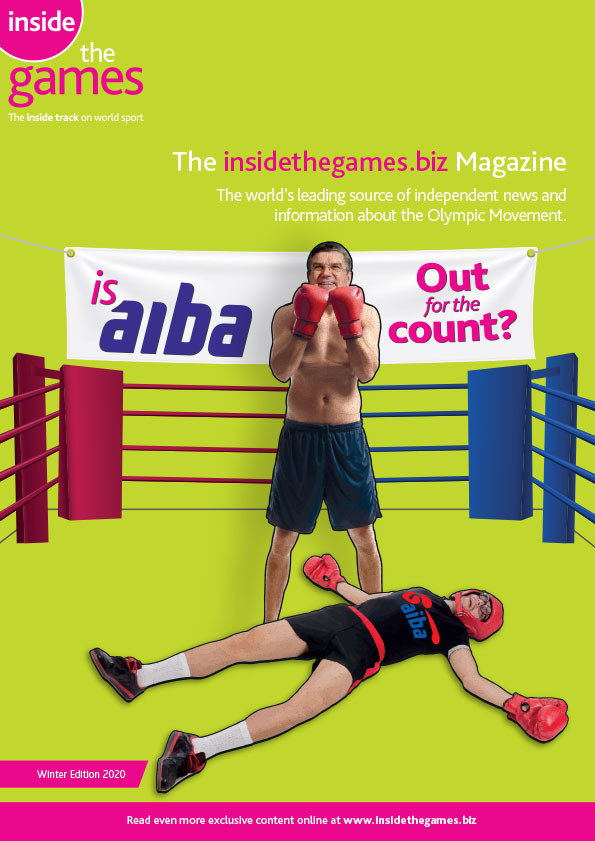 The insidethegames.biz Magazine Winter Edition 2020