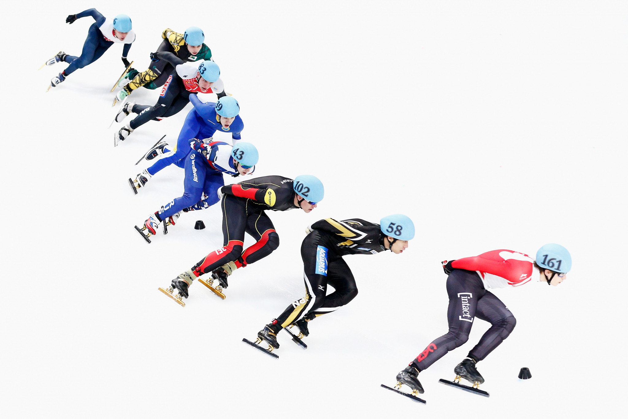 Last remaining ISU Short Track Speed Skating World Cup legs cancelled