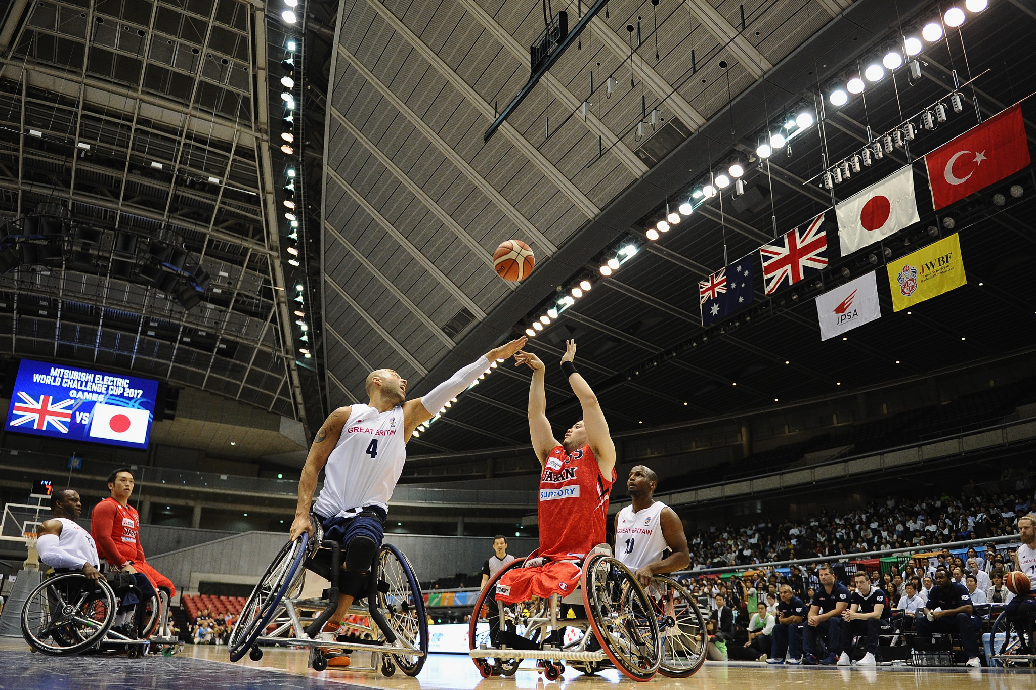 The IWBF is revising classification rules to ensure the sport remains on the Paris 2024 Paralympic programme ©Getty Images