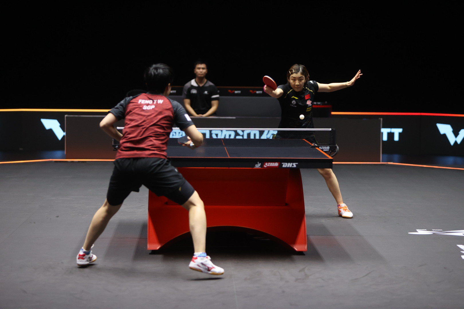 A World Table Tennis promotional showcase is currently taking place in Macau ©ITTF