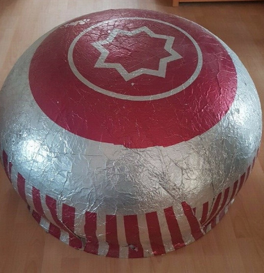 Giant Tunnock teacake from Glasgow 2014 Opening Ceremony up for sale
