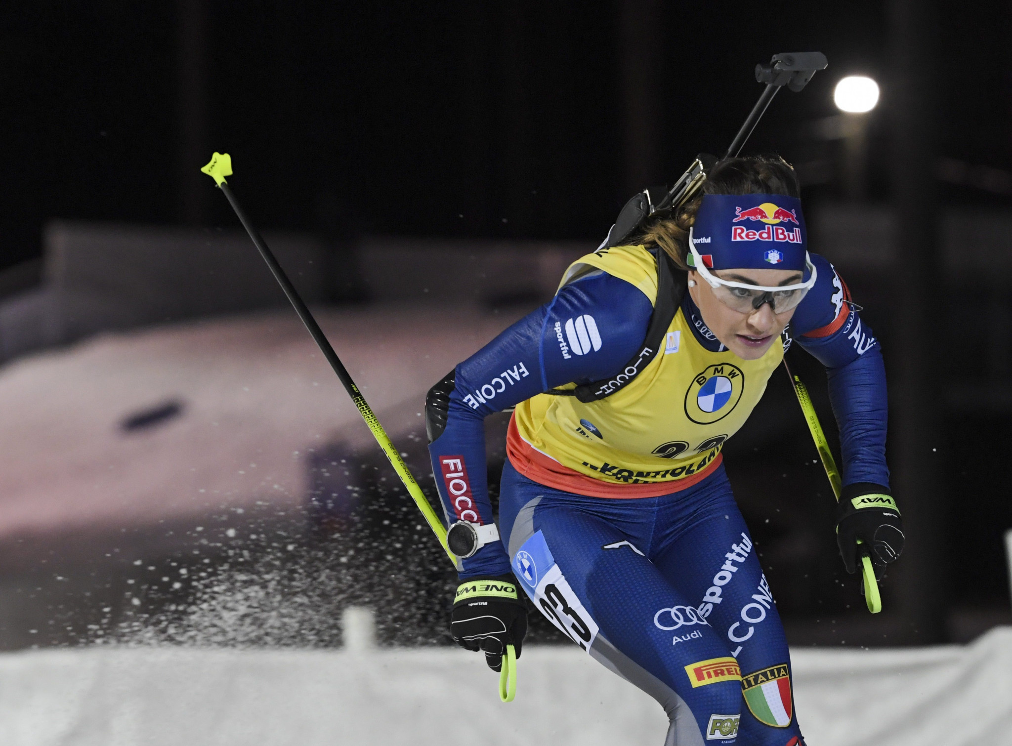 Wierer and Laegreid triumph at IBU World Cup season opener in Kontiolahti