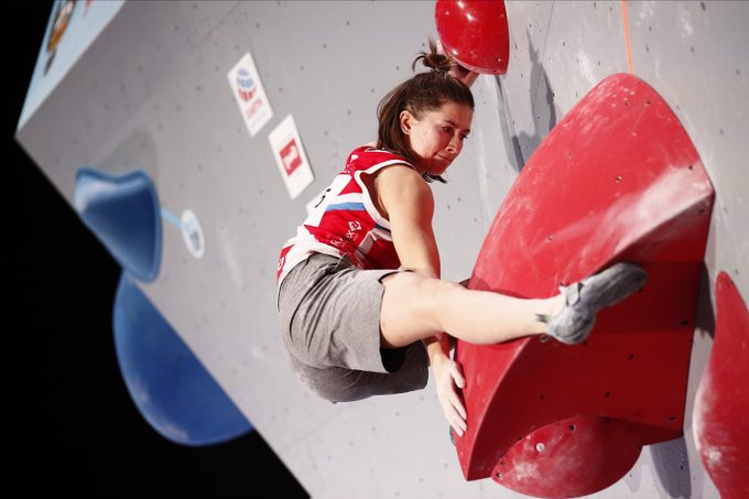 Russians Meshkova and Rubtsov qualify for Tokyo 2020 on final day of IFSC European Championships
