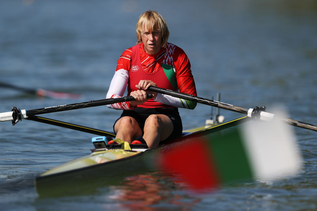 Double Olympic rowing champion Ekaterina Karsten is among the athletes to have signed the address ©Getty Images
