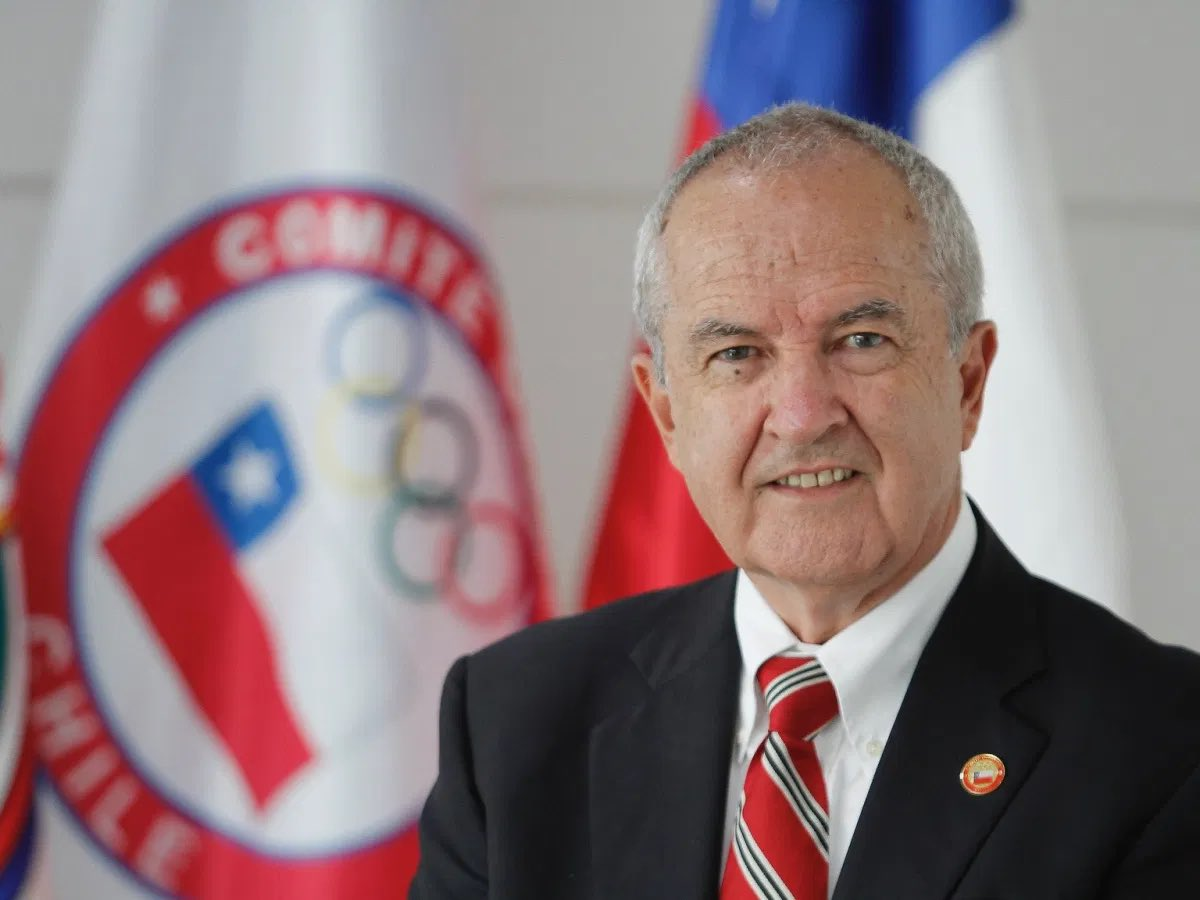 Mujica re-elected for second term as Chilean Olympic Committee President