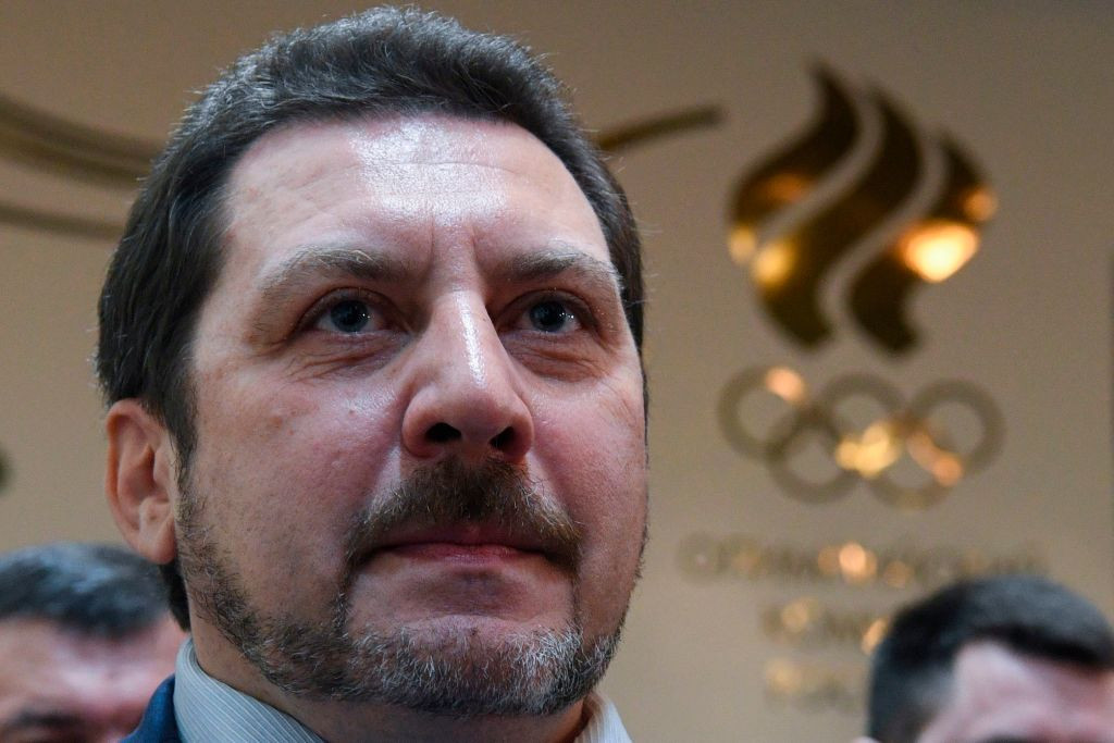 The winner of the election will succeed Yevgeny Yurchenko as RusAF President ©Getty Images