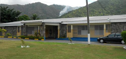 Facilities at the Sir John Golding Rehabilitation Centre in Kingston will be upgraded ©JPA