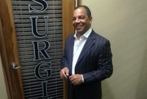 JPA director Winfield Boban is also the Surgix Limited managing director ©JPA