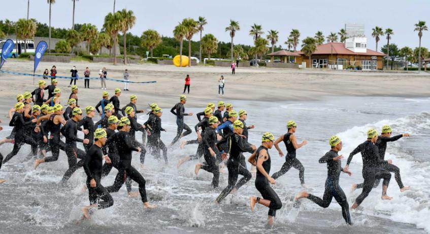 Miyazaki in Japan is due to host two Triathlon World Cups in 2021 ©Satoshi Takasaki/World Triathlon