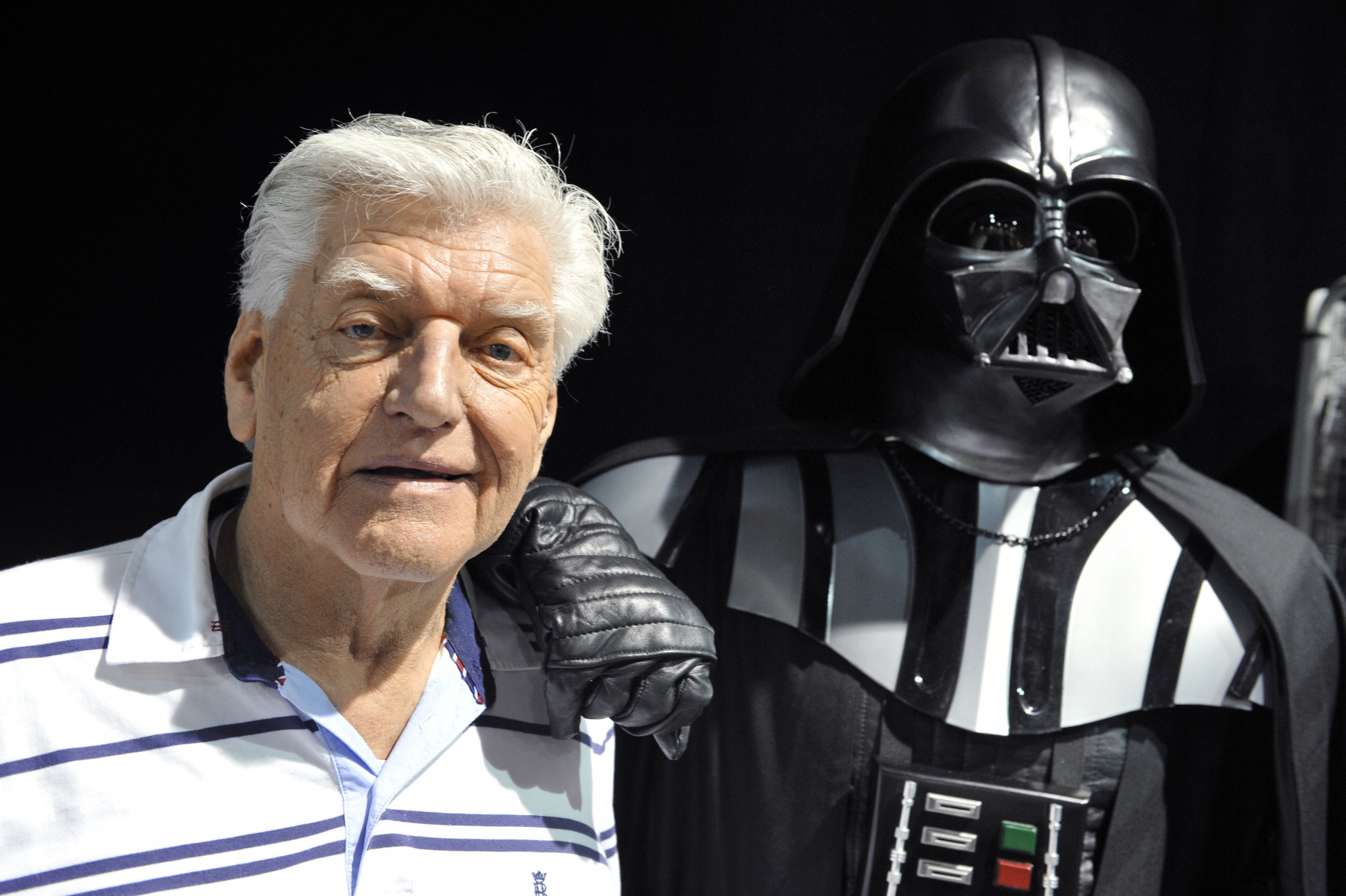 Darth Vader is the role Dave Prowse is most famous for ©Getty Images