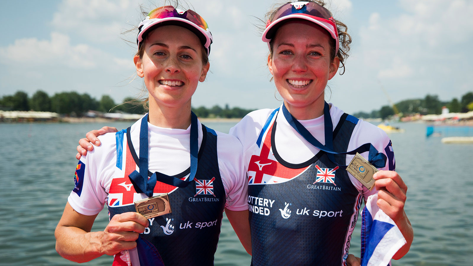 Ellie Piggott won a number of international medals for Britain during her career ©British Rowing