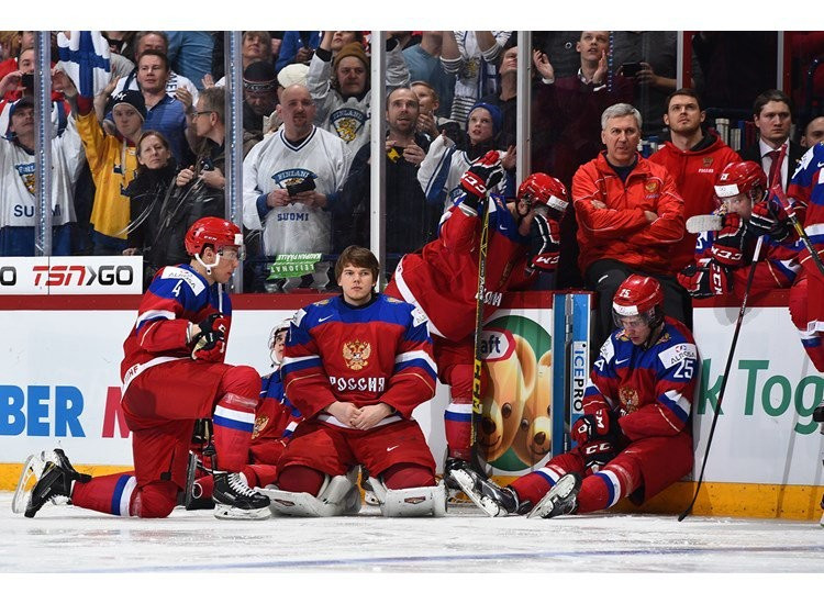 Russia had to settle for silver at this year's World Junior Ice Hockey Championship after they lost 4-3 in overtime to hosts Finland in the gold medal match in Helsinki ©IIHF