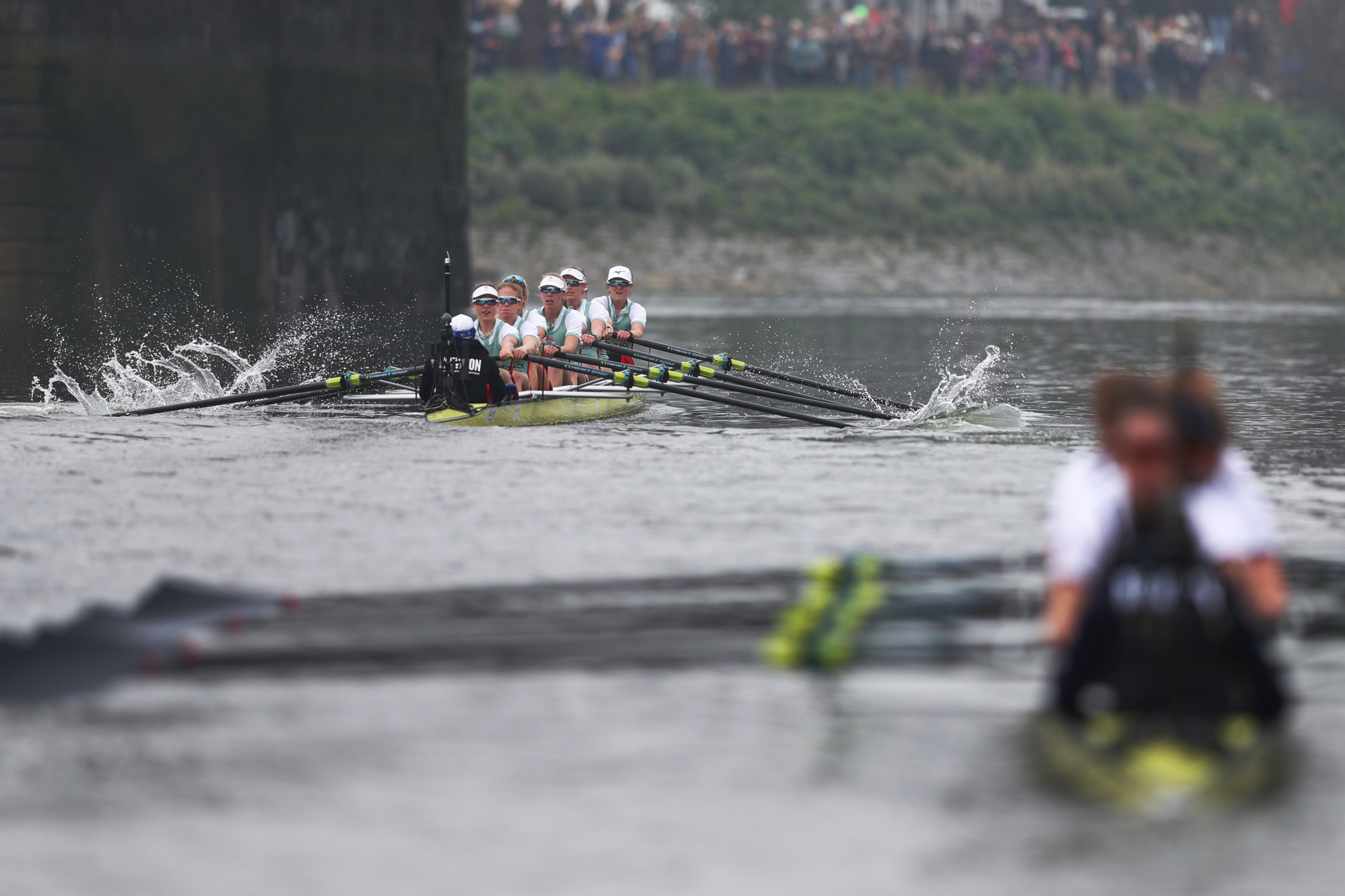 Next year's Boat Race will be held in Ely ©Getty Images