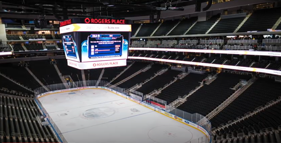 The 2021 International Ice Hockey Federation's World Junior Championship is due to be held behind closed doors at the Rogers Place venue in Edmonton ©Edmonton Events