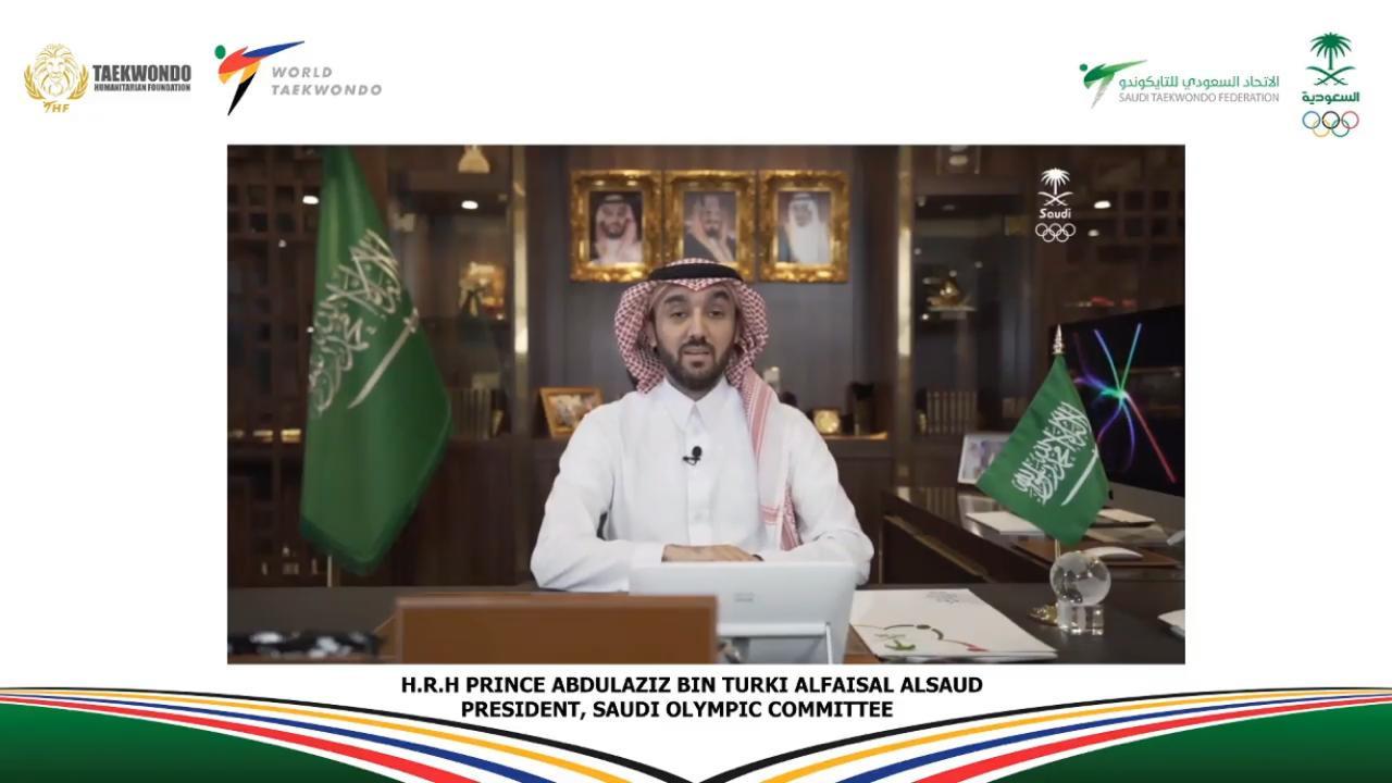 Saudi Arabian Olympic Committee and World Taekwondo host virtual gender equity and women leadership forum