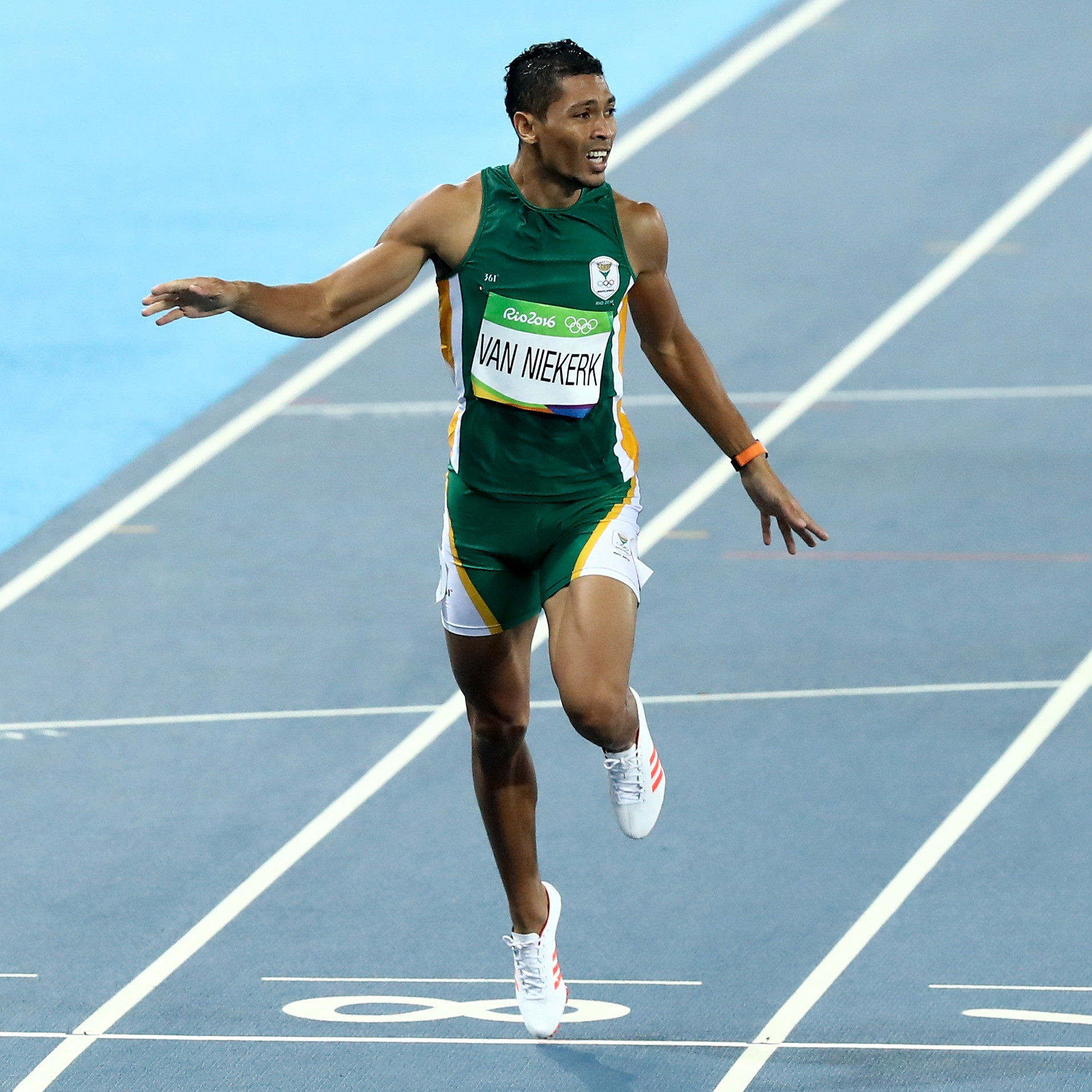 Wayde van Niekerk ©Getty Images