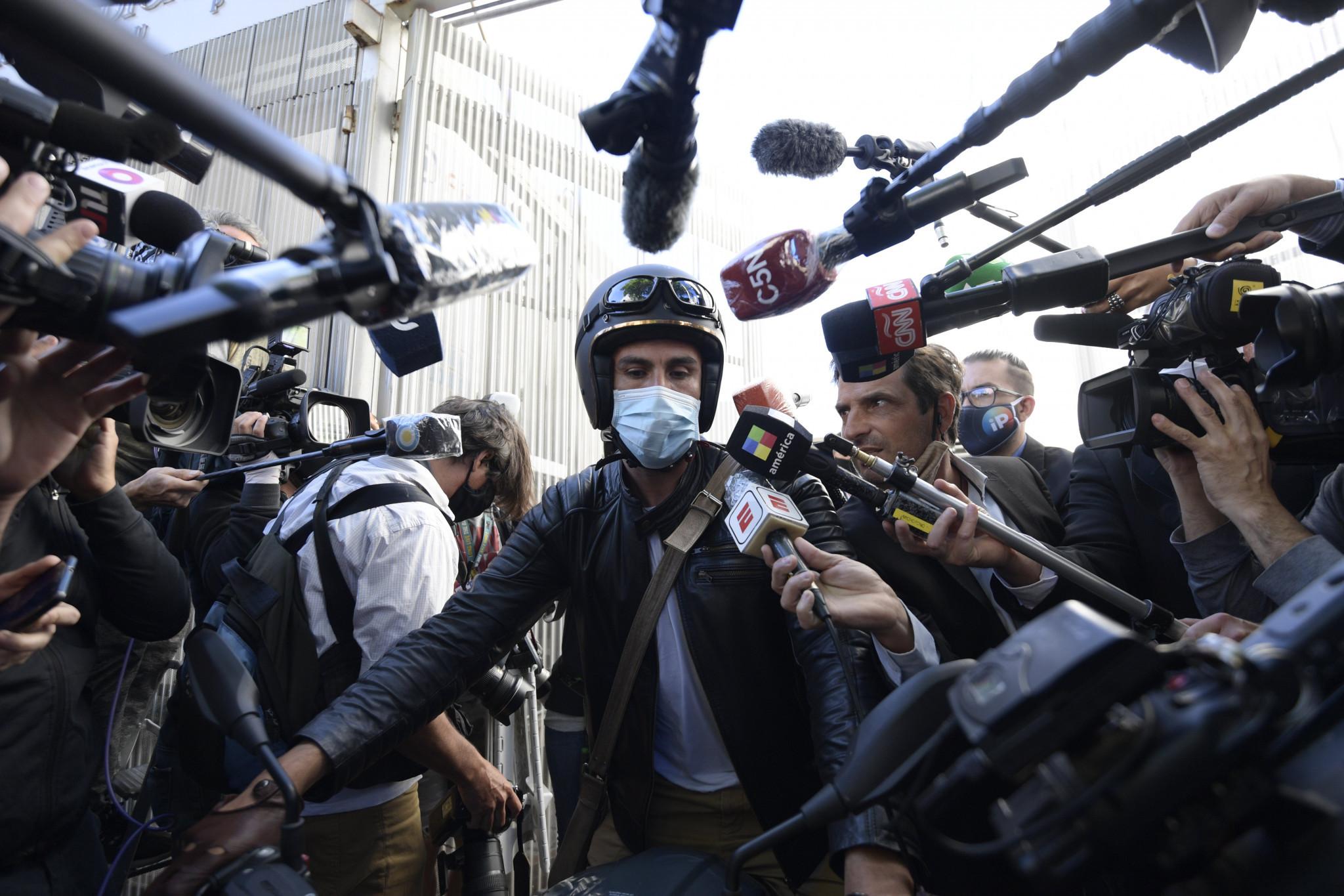 Doctor of Argentina's football legend Maradona investigated for possible manslaughter
